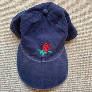 Brandy Melville John Galt Limited Edition Rose Hat